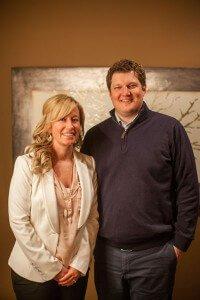 Dr. Stephanie and Eric Gray
