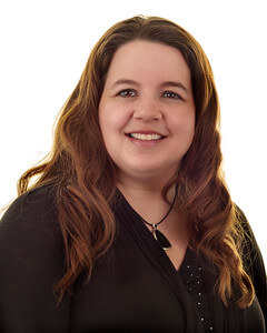 Staci Wray, Administrative Assistant